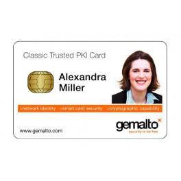 Smartcard Gemalto Classic TPC IS v2 (ID Classic 300)