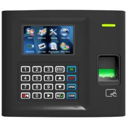 Rilevatore presenze Biometrico RFID