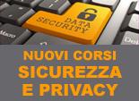 Corsi Privacy e Sicurezza dei dati